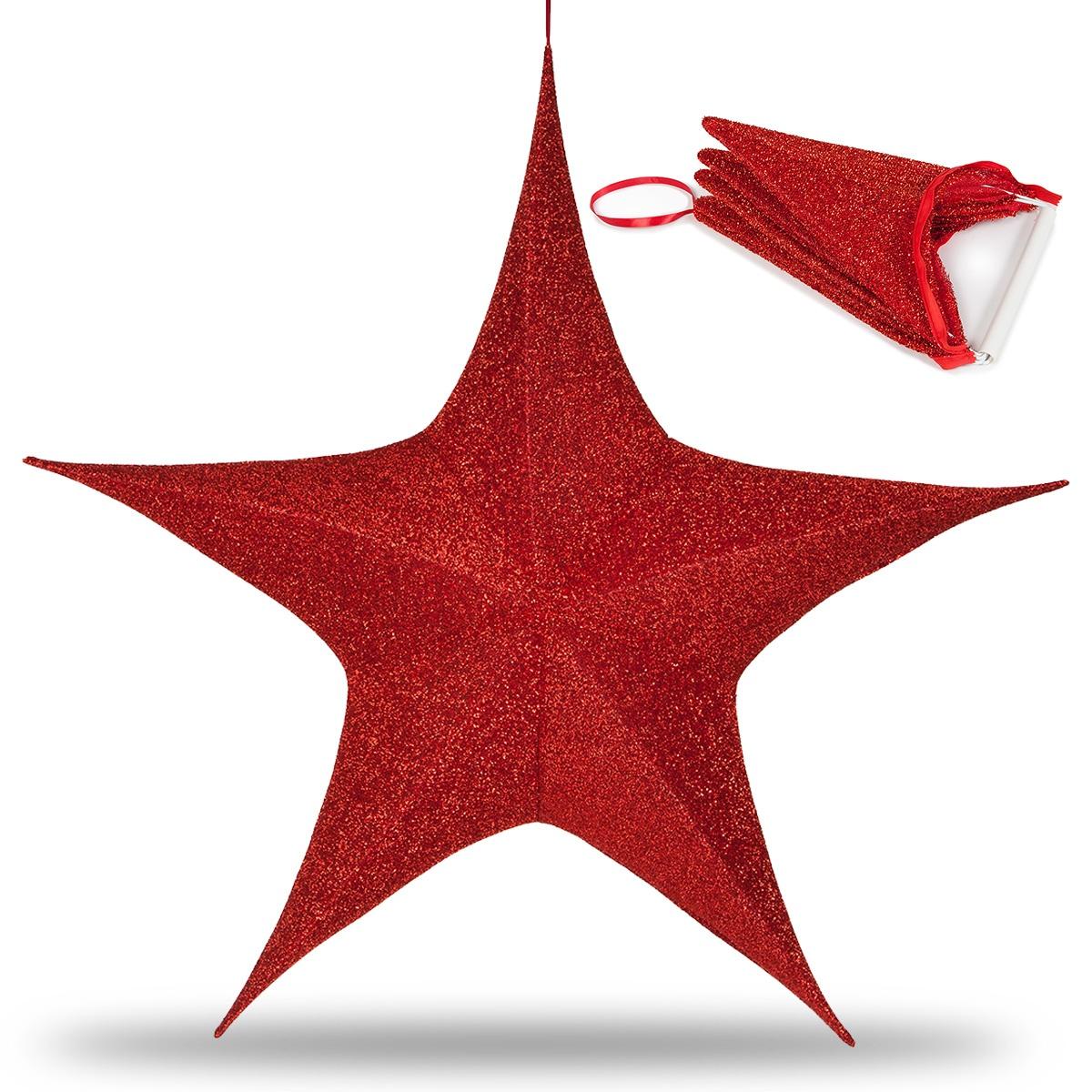 Folding Star Decoration