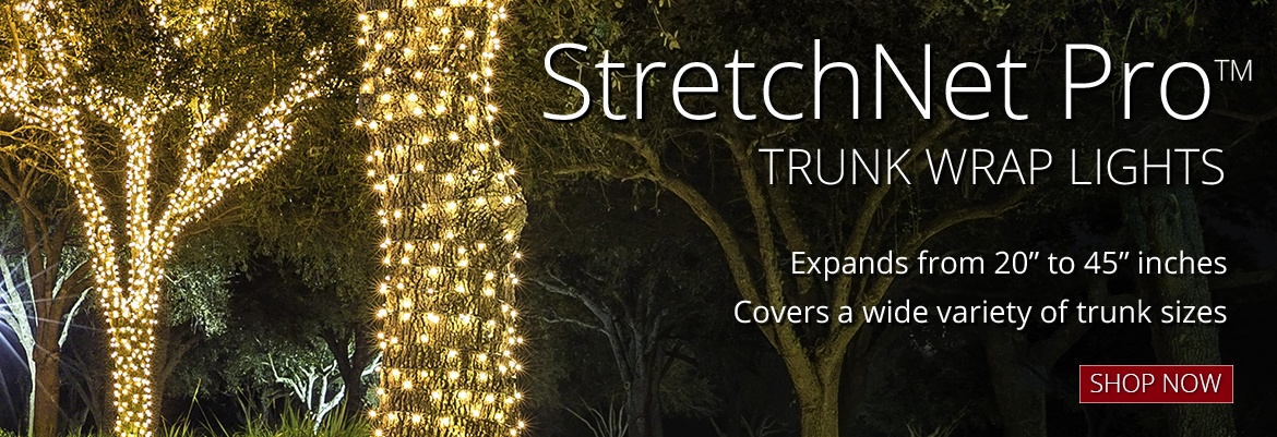 StretchNet Pro Expanding Net Lights