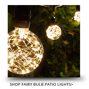 Fairy Light Bulb LED Patio Lights