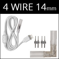 4 Wire Rope Light Accessories