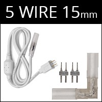 5 Wire Rope Light Accessories
