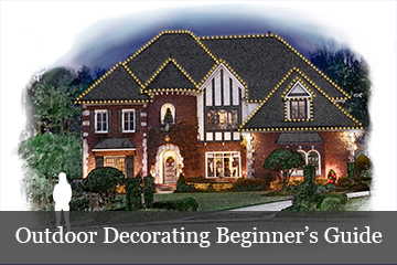 Outdoor Christmas Decorating Beginner's Guide
