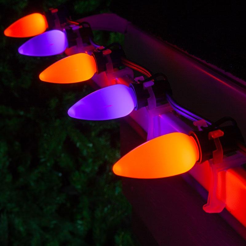 Halloween Roof Lights
