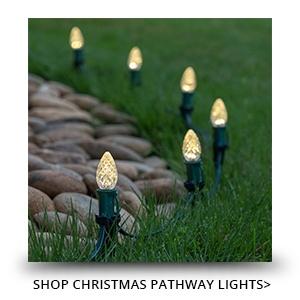 Christmas Pathway Lights