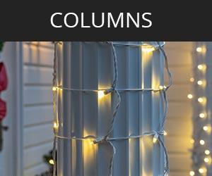 StretchNet Pro Expandable Column Wraps