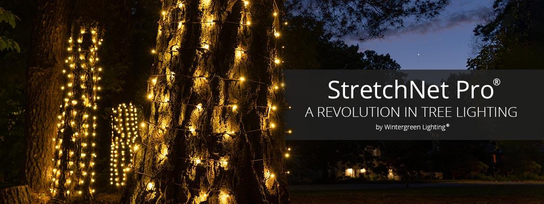 StretchNet Pro Expandable Tree Wrap Lights
