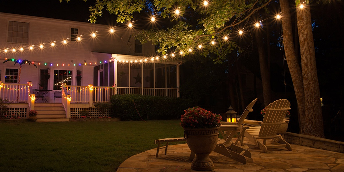 How to Choose The Best Outdoor String Lights for Your Project