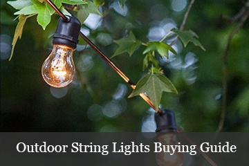 How to Identify the Best Outdoor String Lights for Your Project