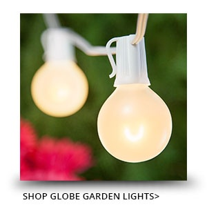Globe Garden Lights