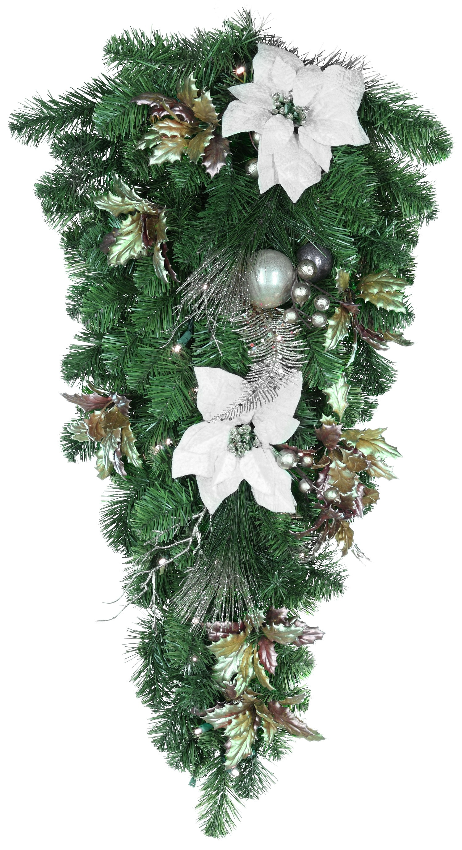 Decorative Garland Canterbury Battery Operated Led