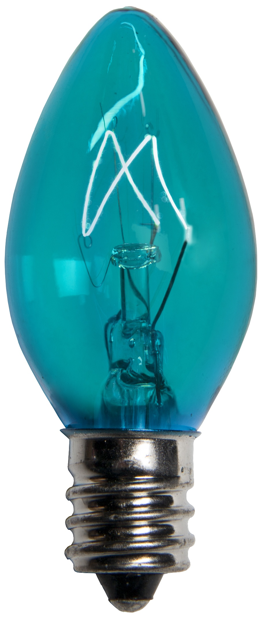 C7 Christmas Light Bulb C7 Teal Christmas Light Bulbs