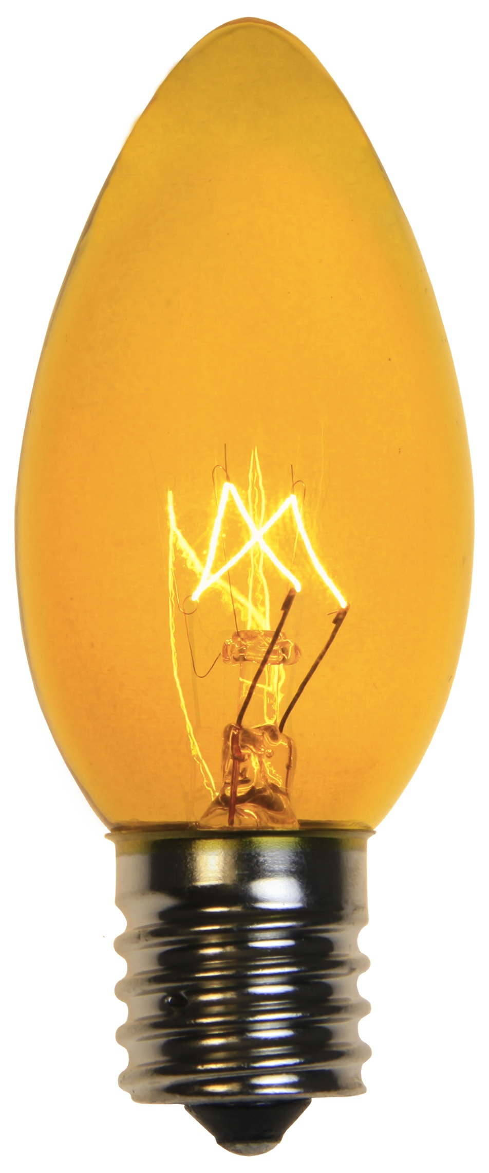 C9 Christmas Light Bulb C9 Yellow Christmas Light Bulbs