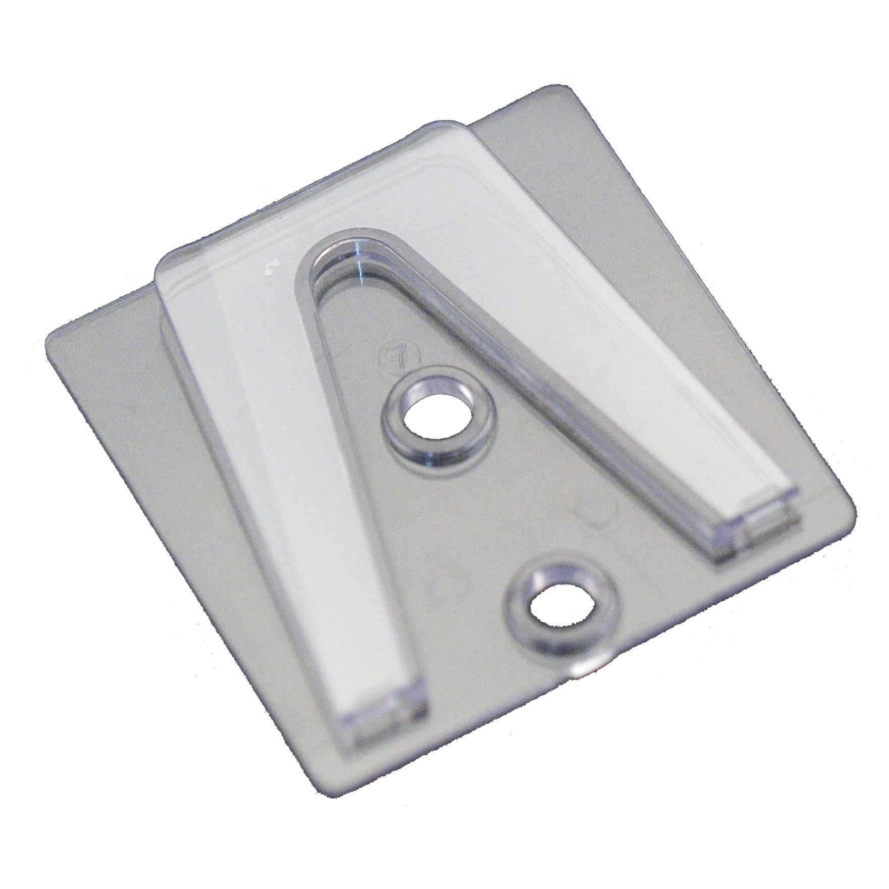 Christmas Lights Wall Clips : C7 and C9 Accessories - Parapet Clip, 100 Pack