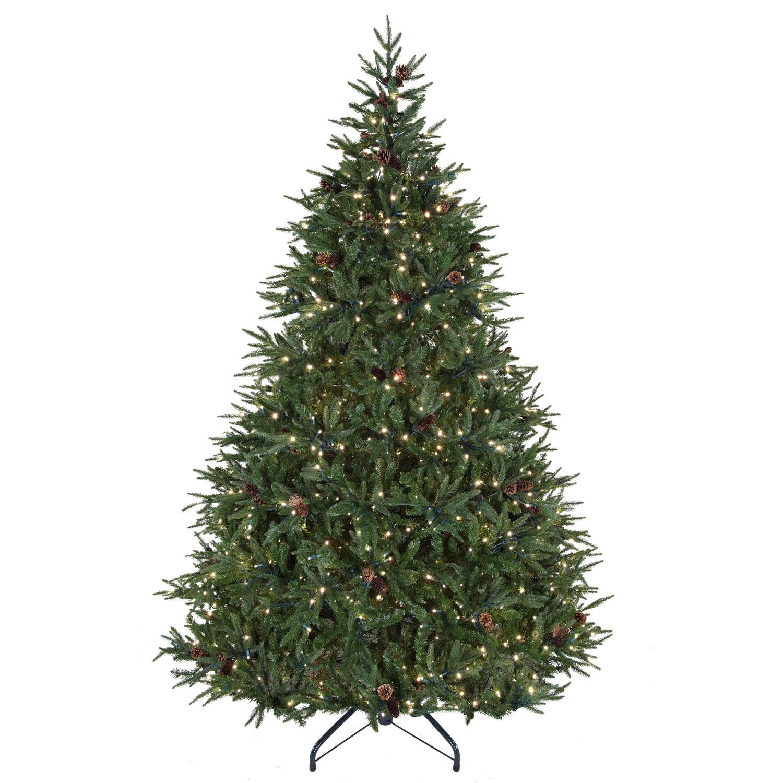 Colorado Pine Prelit Tree Christmas Lights Etc