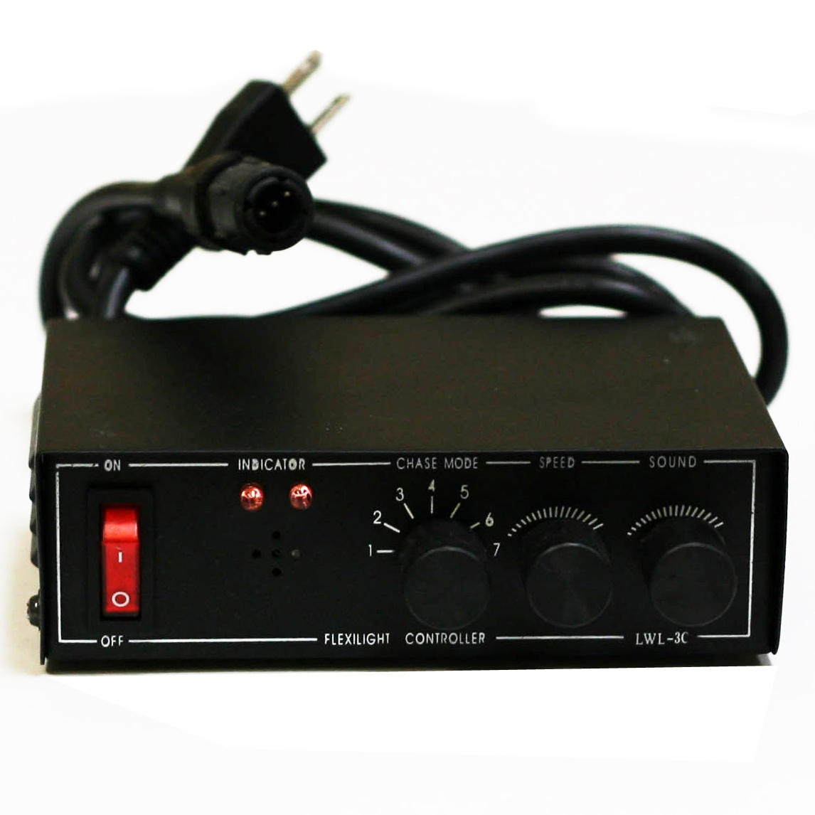 3-wire 6 Function Controller For