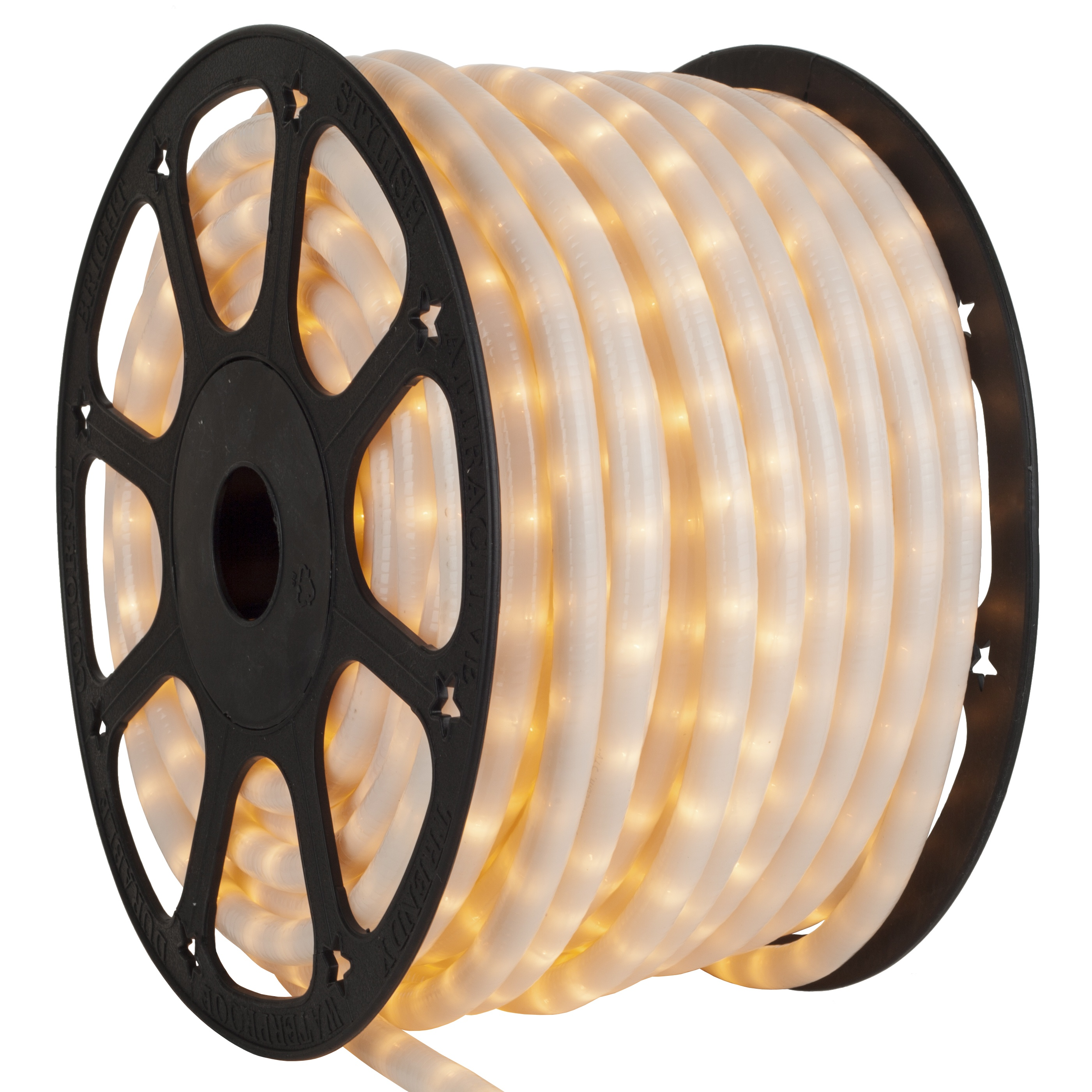 Rope Light 150 Pearl White Mini Rope Light Commercial