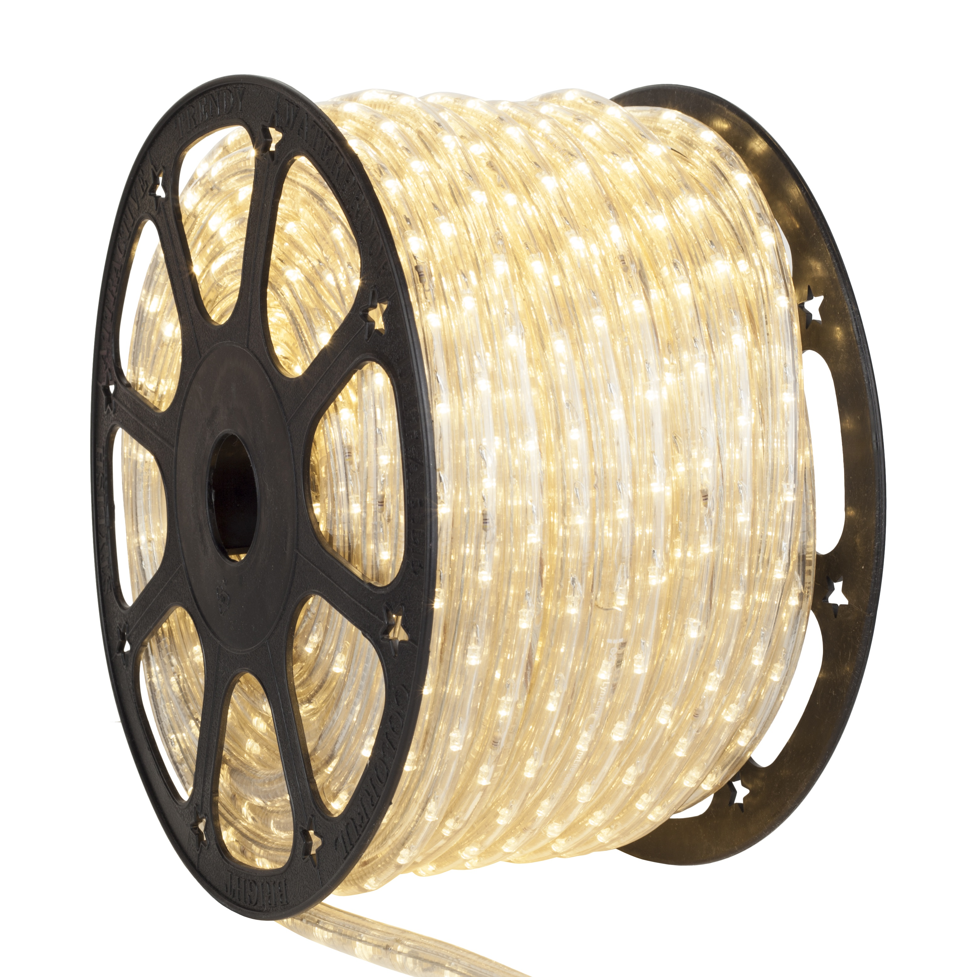 Warm White LED String Lights - 60 Lights