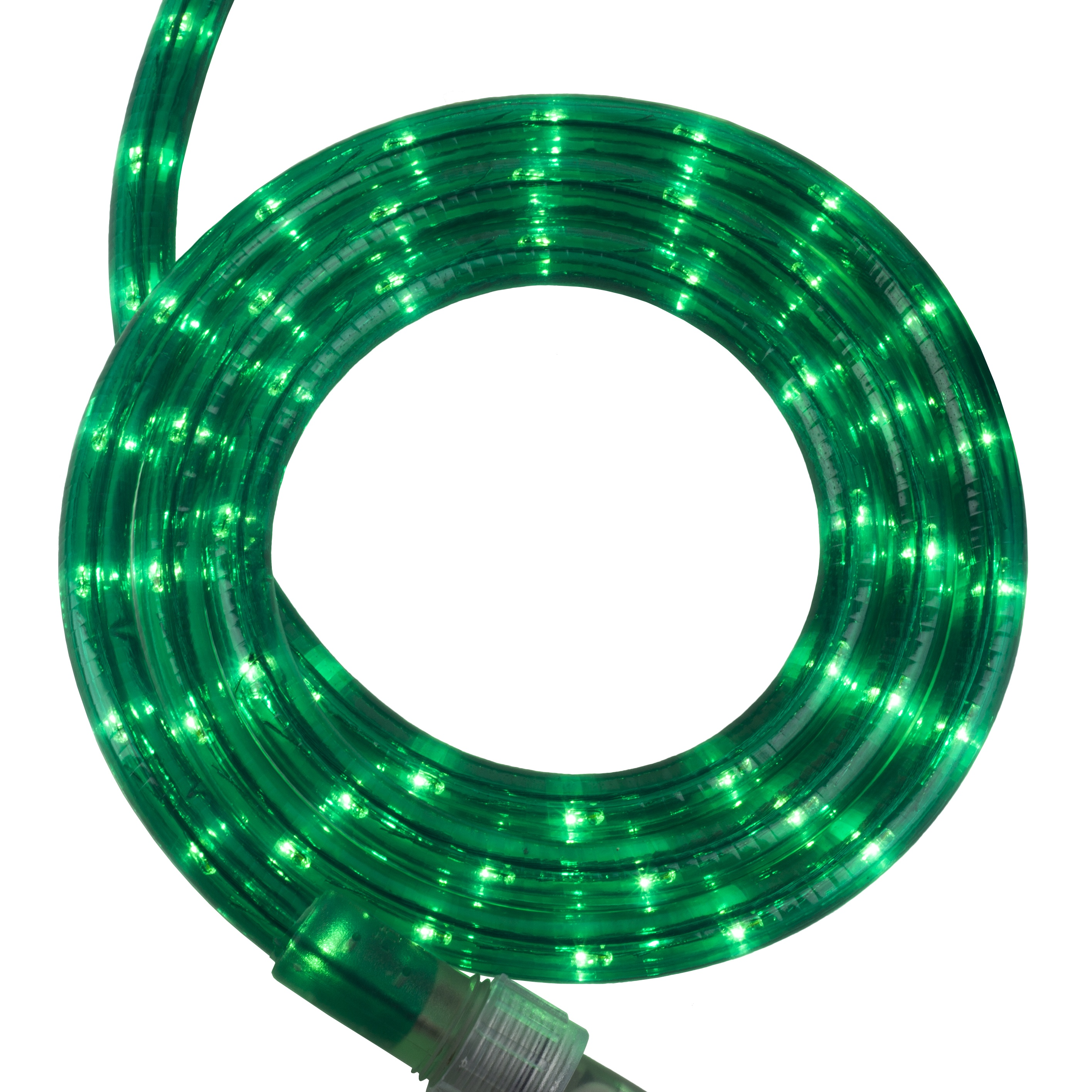 Rope Lighting 18 Green Rope Light 120 Volt