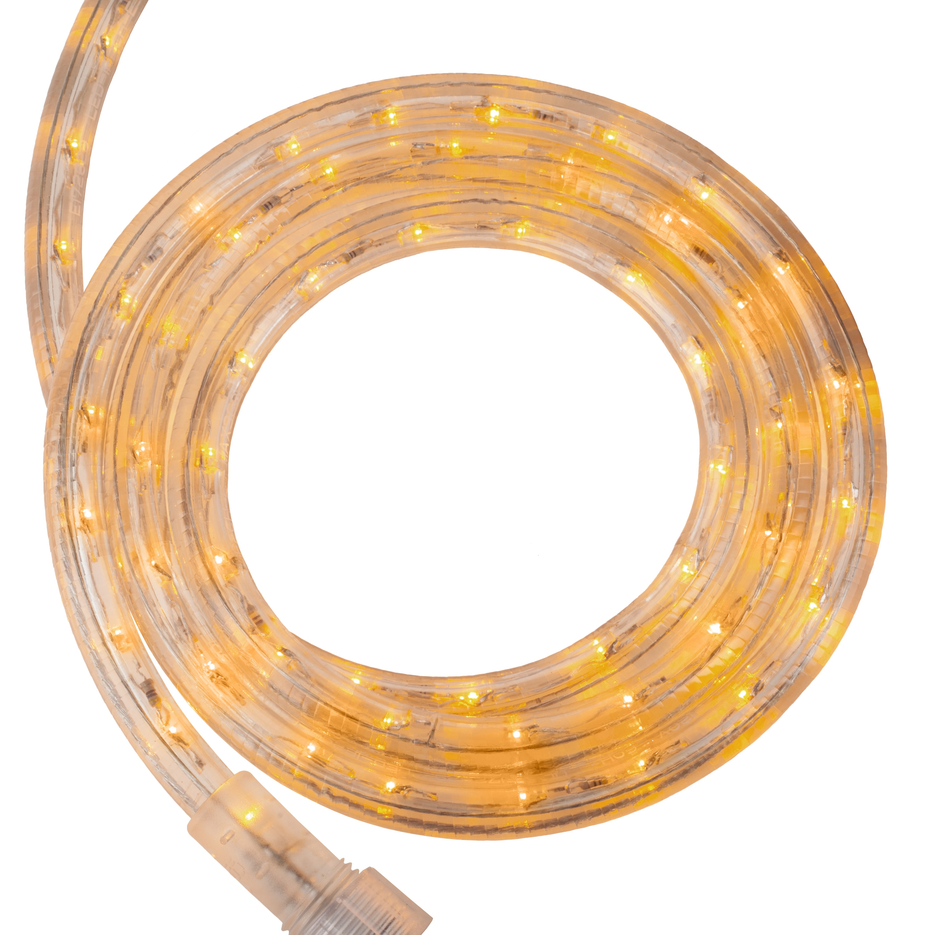 Led Rope Lighting 12 Yellow Led Rope Light 120 Volt