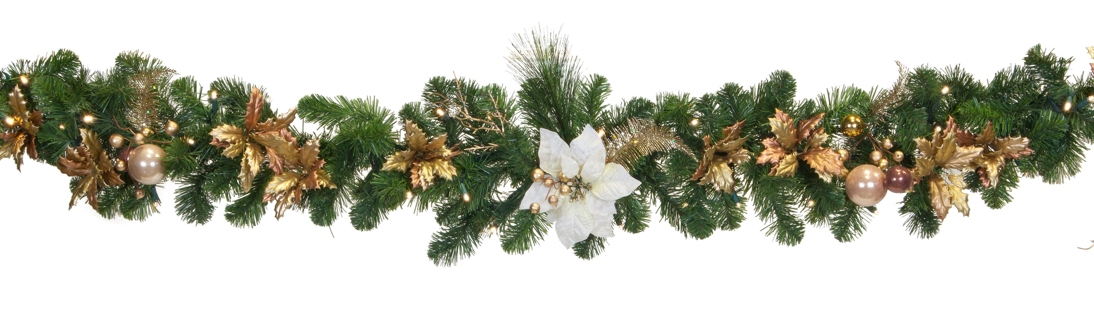 Best garlands with lights christmas garland