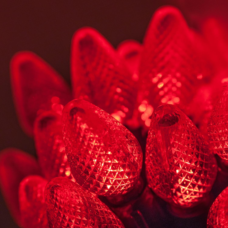 Led Christmas Lights 25 C7 Red Led Christmas Lights 8