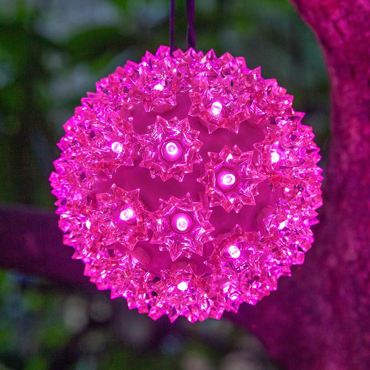 Starlight Sphere Christmas Lights