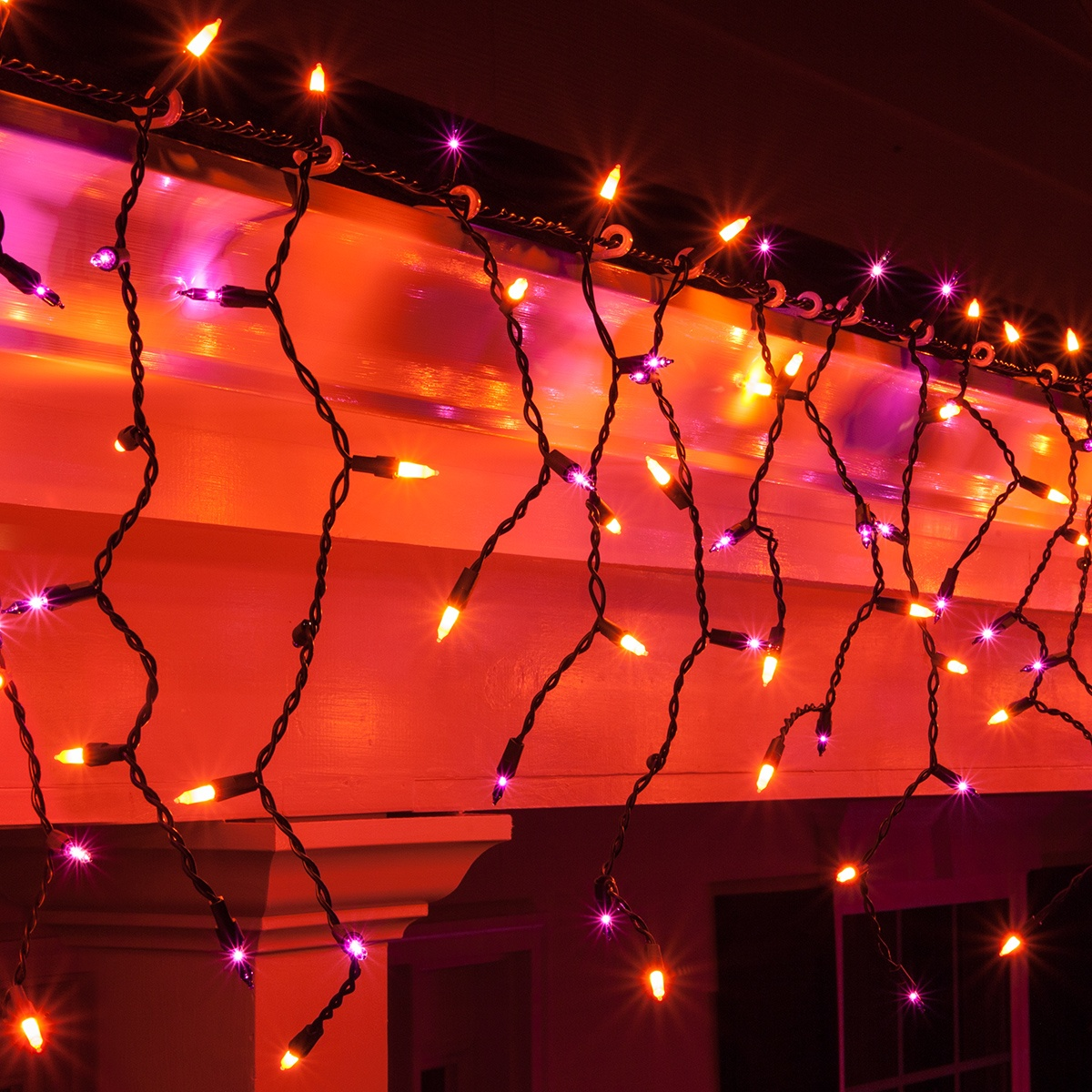 Orange Led Christmas Lights