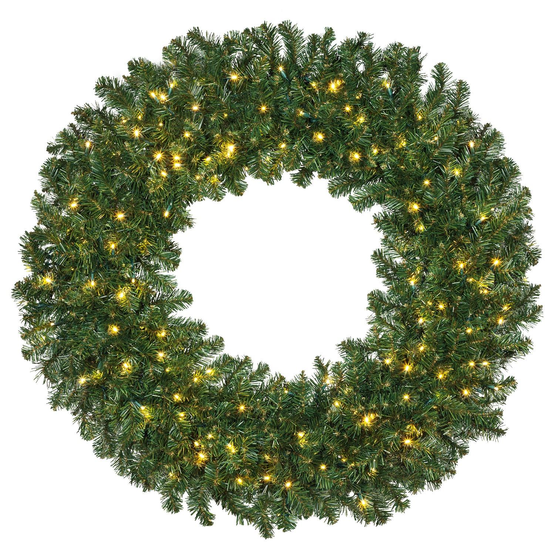 Amazoncom prelit christmas wreaths