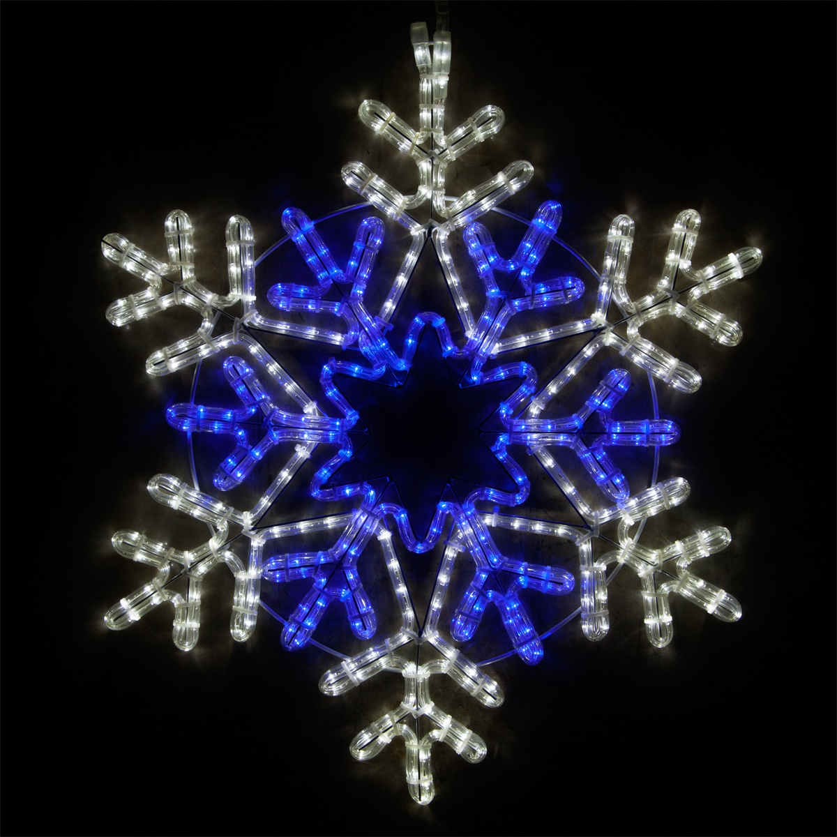 Snowflakes Amp Stars 28 Quot Led 48 Point Star Center