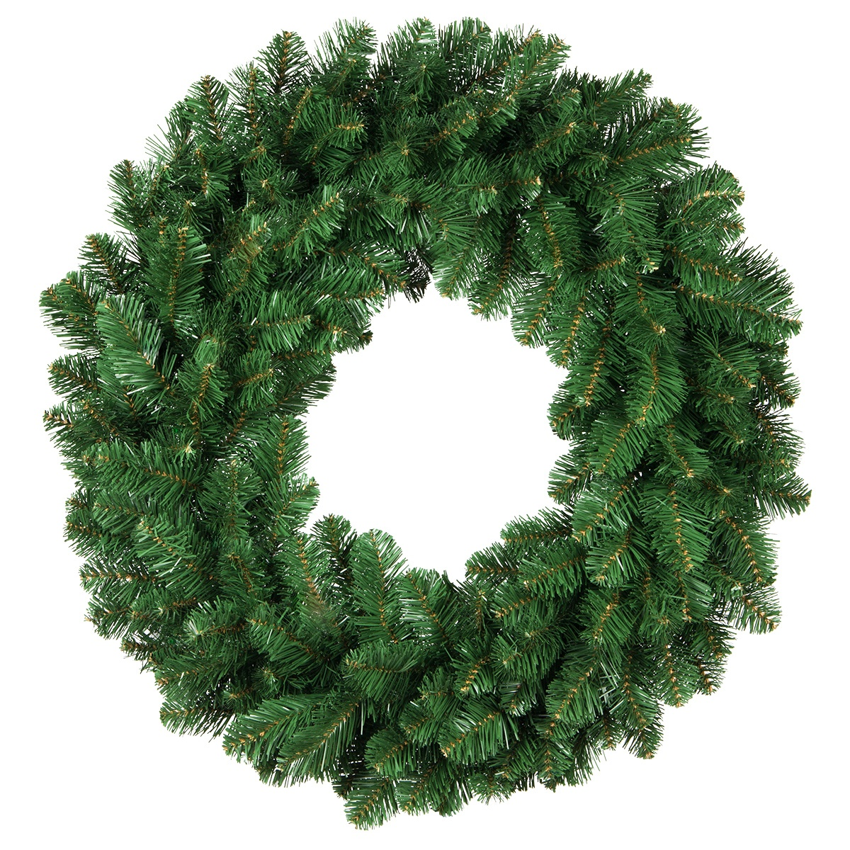 Oregon Fir Commercial Unlit Wreath