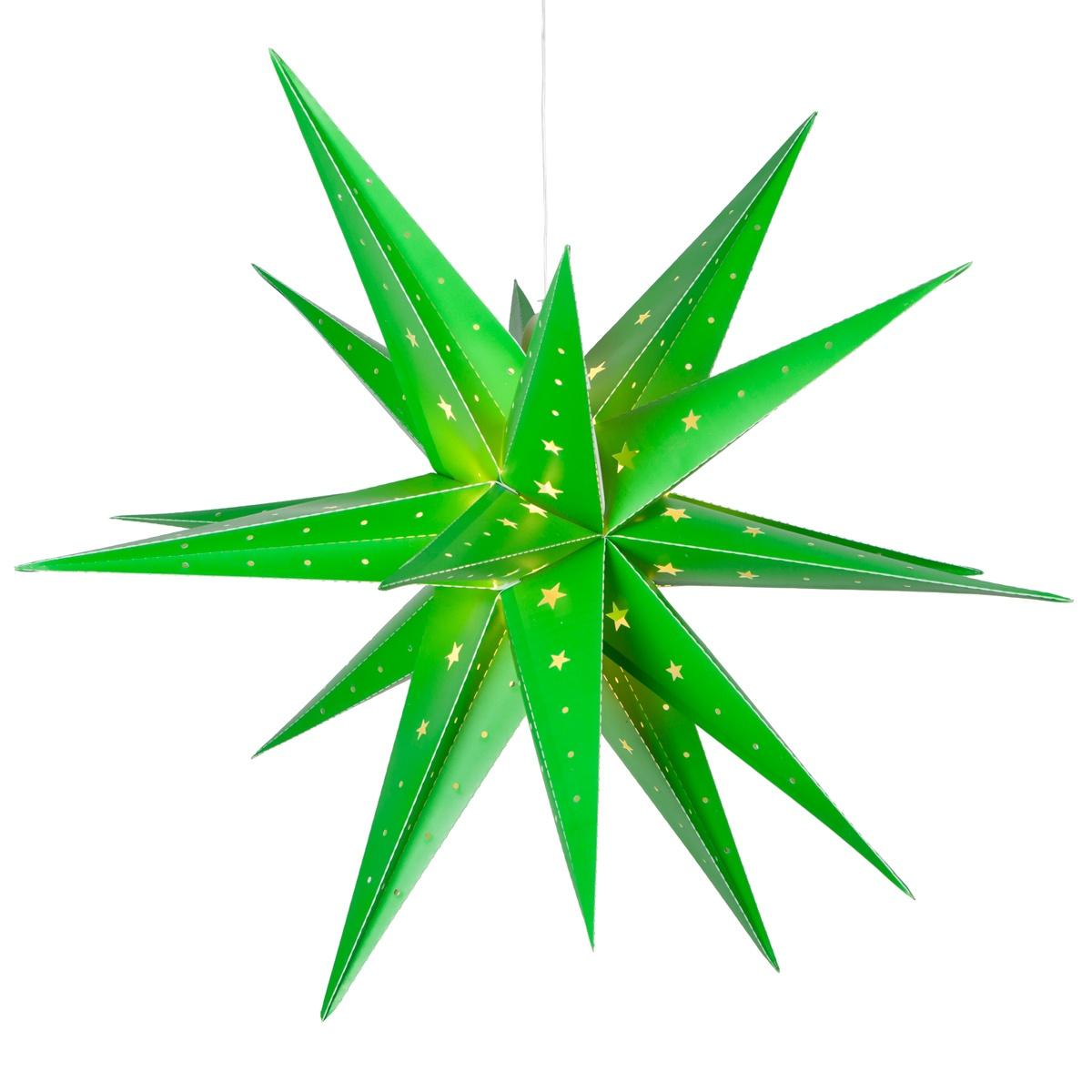 Moravian Star Christmas Lights