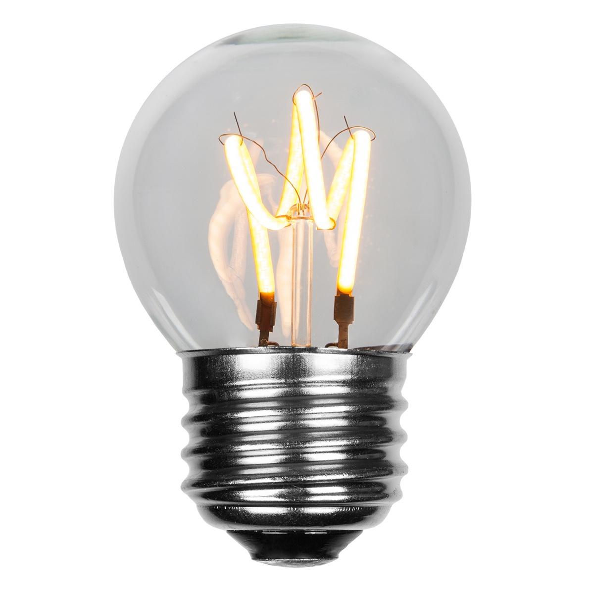 G45 Warm White Led Globe Light Bulbs
