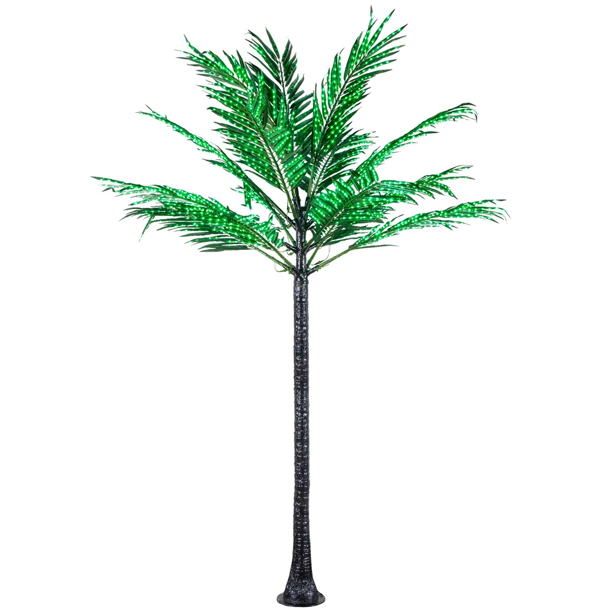 15 Tree Of Lights Tree C7: 15' LED Deluxe Commercial Lighted