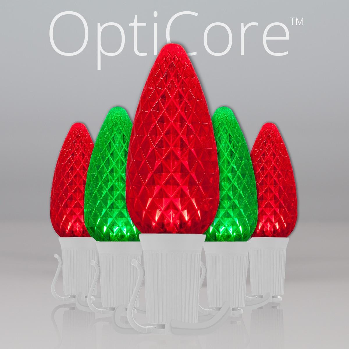 Red Mini Christmas Lights