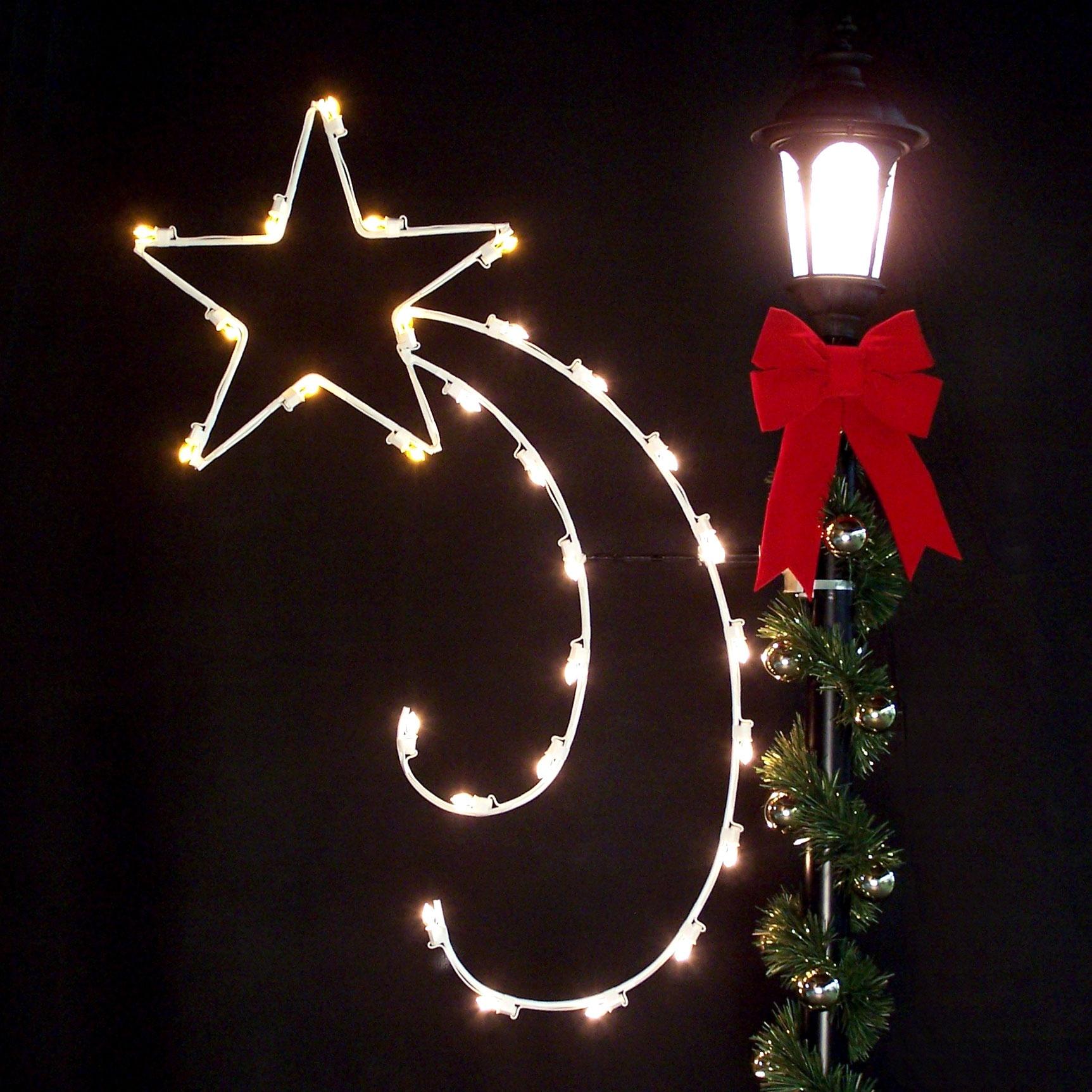 Shooting Icicle Christmas Lights