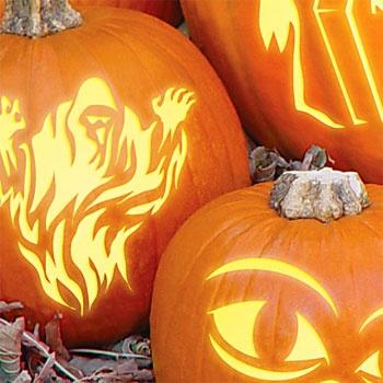 Halloween Decorations Halloween Pumpkin Carving Stencils