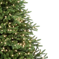 artificial christmas trees - Christmas Tree With Lights