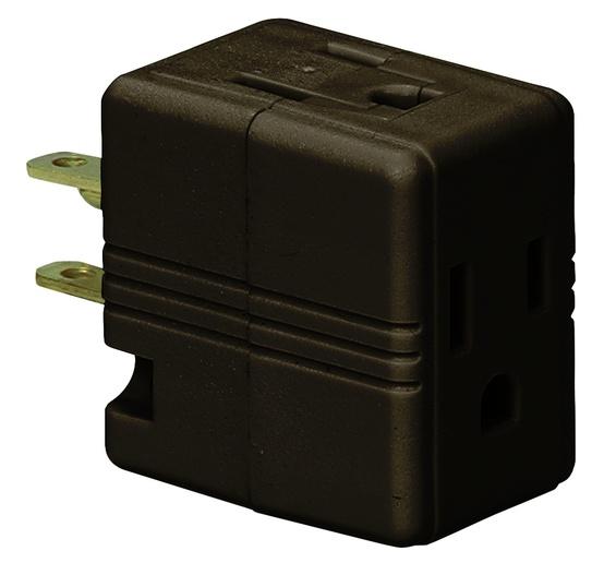 C7 C9 Light Strings Brown Splitter Adapter