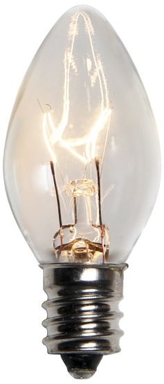 C7 Christmas Light Bulb C7 Clear Christmas Light Bulbs