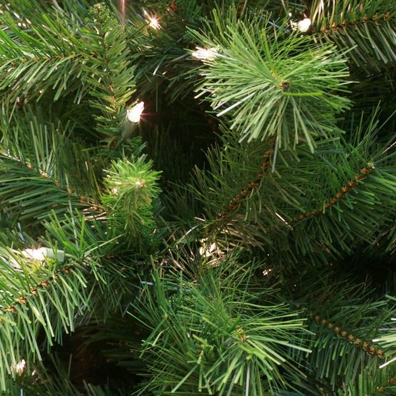 Christmas Prelit Garland