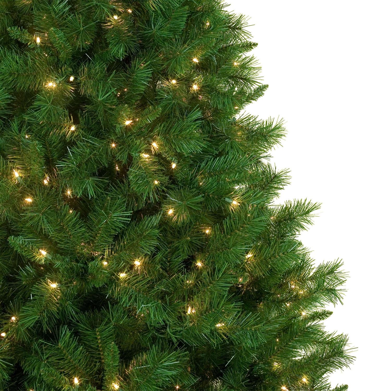 Dunhill Fir Prelit Tree Christmas Lights Etc