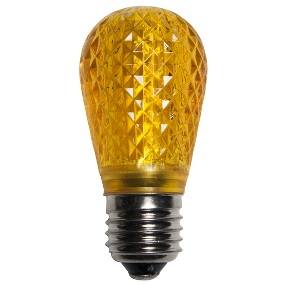 - S14 T50 Gold LED Replacement Bulbs