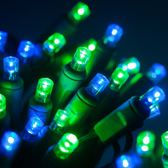 Battery Christmas Lights Outdoor