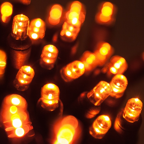 Wide Angle 5mm Led Lights 70 5mm Amber Led Halloween