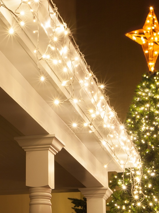 Led Outdoor Christmas Trees