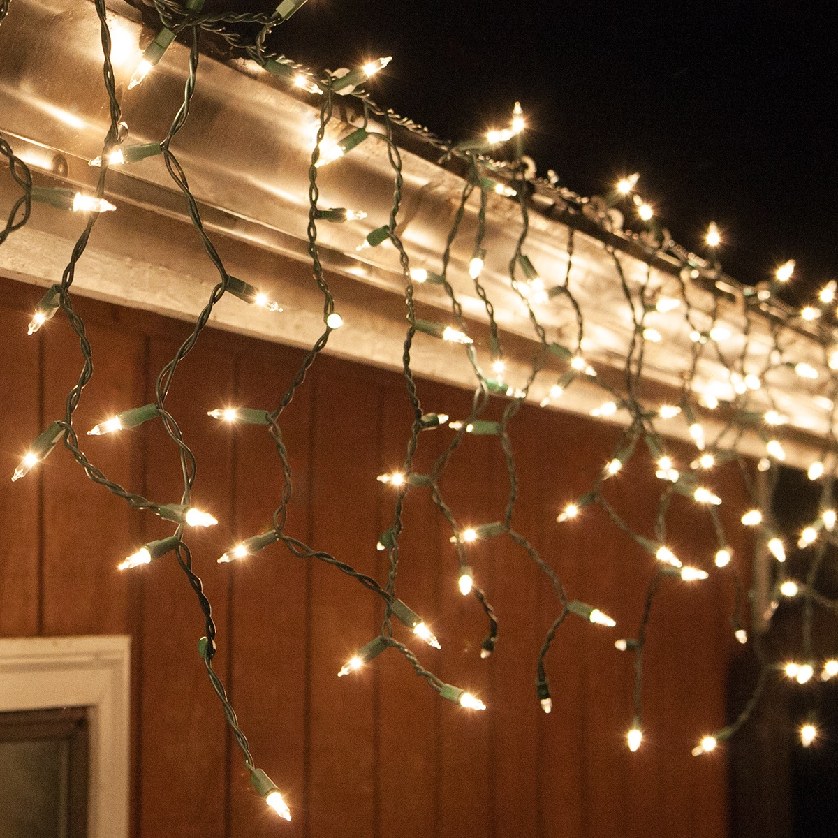 Stunning Red Lights Brown Wire Lights Pictures Inspiration ...