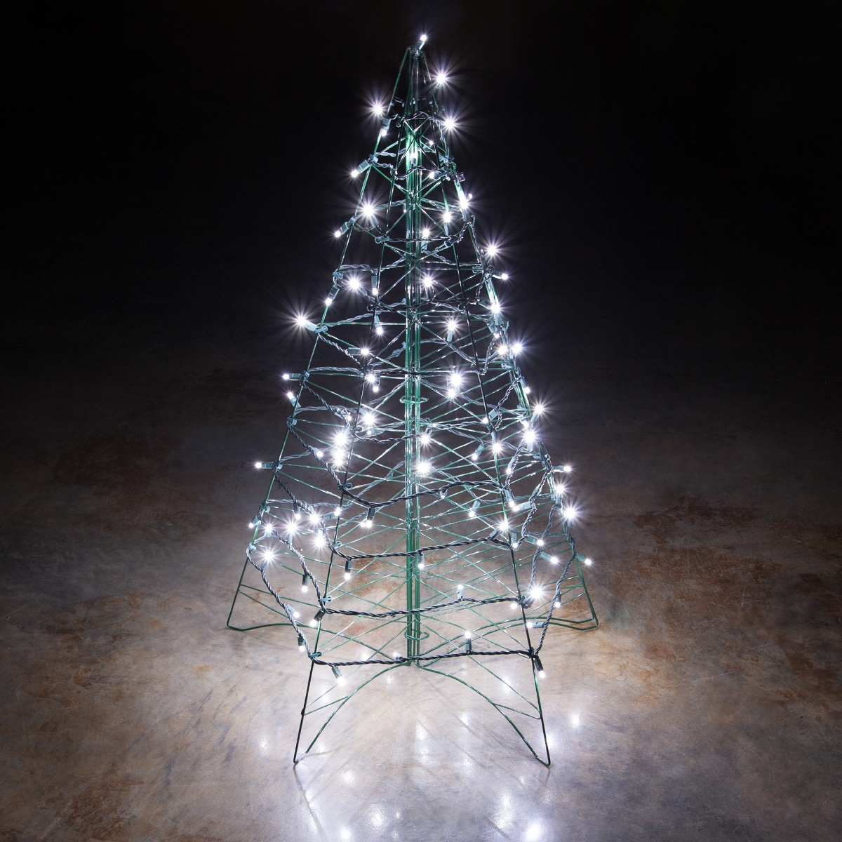 commercial outdoor led string lights - Commercial Outdoor Lighted Christmas Decorations