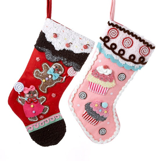 Gingerbread Stocking 89