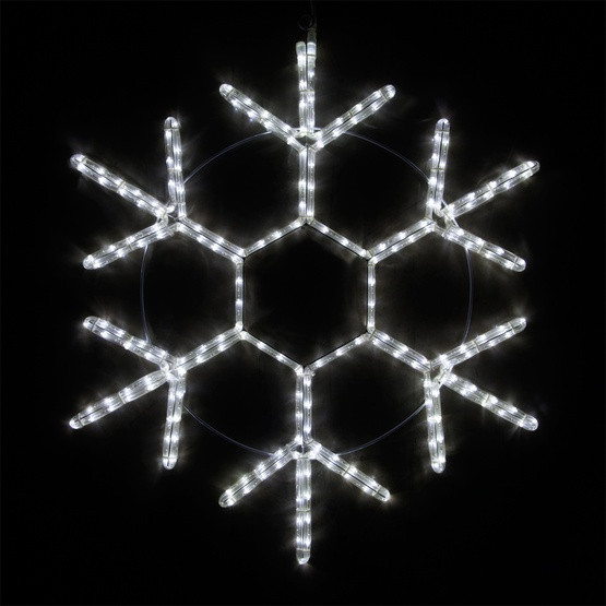 Snowflakes stars 12 led 18 point snowflake cool white lights 12 led 18 point snowflake cool white lights mozeypictures Images
