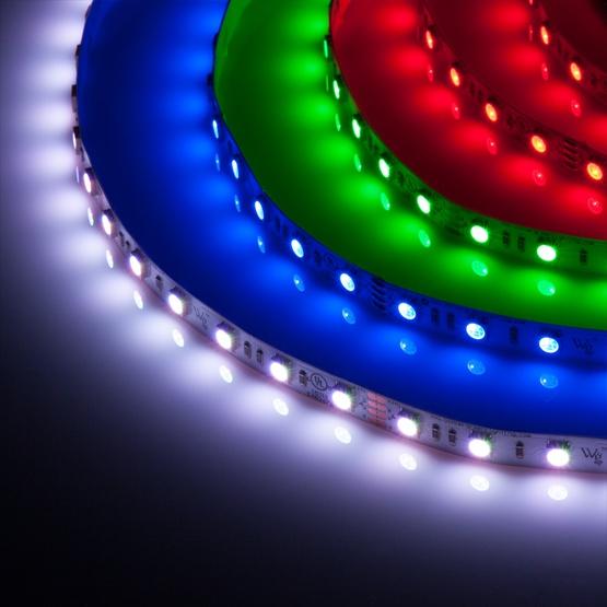 Rgb 24v high output led strip light aloadofball Image collections